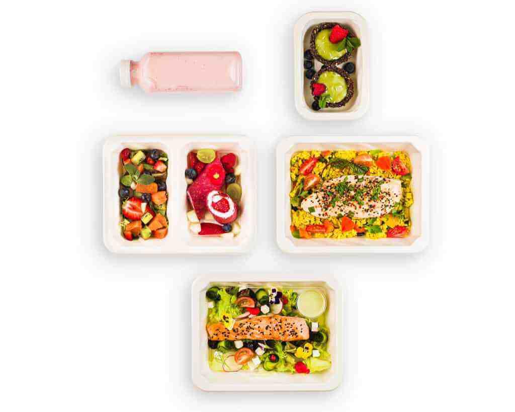 Dieta pudełowa z dowozem